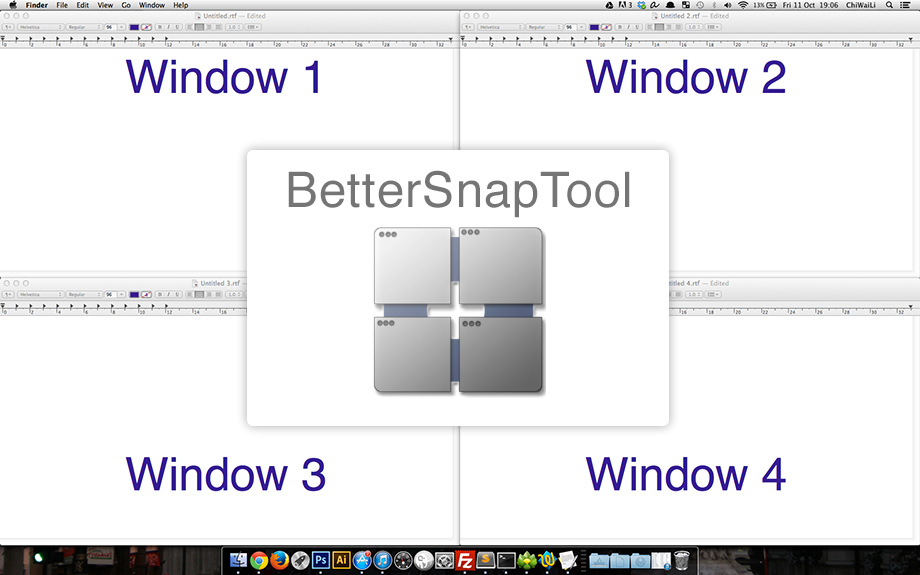 BetterSnapTool